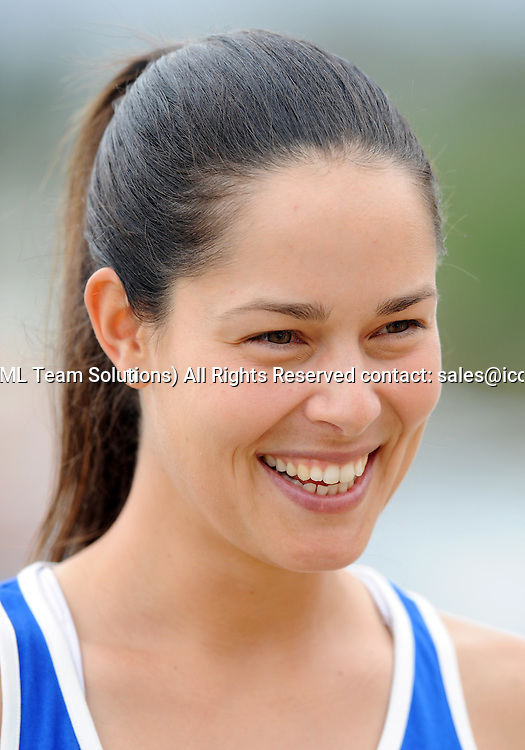 11 Mar. 2015: WTA Tennis player Ana Ivanovic (SRB) during media day during the BNP Paribas Open Tennis Tournament played at the Indian Well Tennis Garden in Indian Wells, CA.