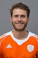 UTRECHT - Hockey - Fysiotherapeut Michiel van Tilburg Nederlands Jongens A. FOTO KOEN SUYK