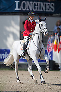 Judy Ann Melchior - As Cold As Ice Z<br /> Furusiyya FEI Nations Cup<br /> CHIO Rotterdam 2016<br /> © DigiShots
