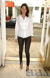 MARY McCARTNEY at the Grand Classics screening of Brighton Rock hosted by Paul Simonon at The Electric Cinema, Portobello Road, London W11 on 5th June 2006.<br /><br />NON EXCLUSIVE - WORLD RIGHTS