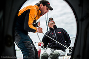Dragon Ocean Racing Inshore Racing Series for Atlantic Cup 2014 in Newport, Rhode Island