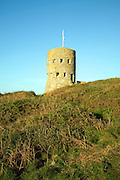 Eighteenth century loophole 'martello' tower number 5, L'Ancresse, Guernsey