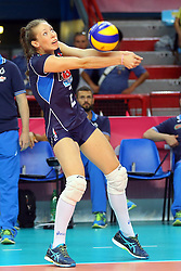 OFELIA MALINOV<br /> ITALIA - OLANDA<br /> VOLLEYBALL WORLD GRAND PRIX 2016<br /> BARI 18-06-2016<br /> FOTO GALBIATI - RUBIN