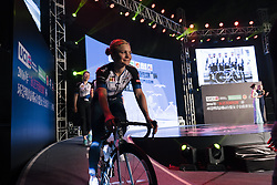 Emilie Moberg (Hitec Products) - Tour of Chongming Island 2016 - Opening Ceremony