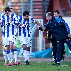 Dundee United v Kilmarnock   Scottish Premiership   15 February 2014