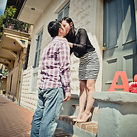 Set #6 - New Orleans Engagement Session