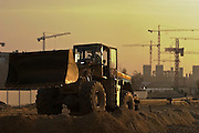 08.11.2006 Warsaw Poland. Construction of new housing estate in Wilanow. Fot Piotr Gesicki