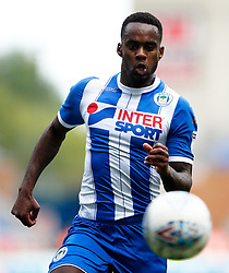 Gavin Massey of Wigan Athletic - Mandatory by-line: Matt McNulty/JMP - 13/08/2017 - FOOTBALL - DW Stadium - Wigan, England - Wigan Athletic v Bury - Sky Bet League One