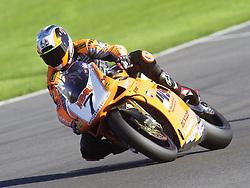 Niall Mckenzie, GSE Ducati 996, British Superbike Championship, Round 12, Donington Park, 8th October 2000Niall