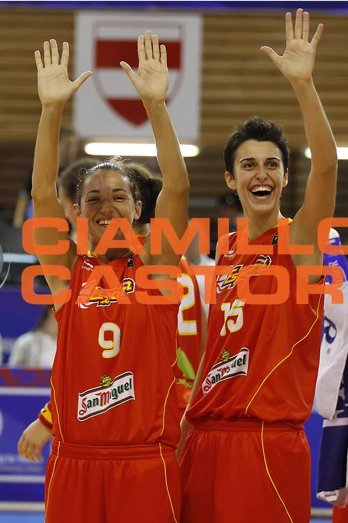 DESCRIZIONE : Brno Repubblica Ceca Czech Republic Women World Championship 2010 Campionato Mondiale Eight-Final Round Japan Spain<br /> GIOCATORE : Laia PALAU Alba TORRENS<br /> SQUADRA : Spain Spagna<br /> EVENTO : Brno Repubblica Ceca Czech Republic Women World Championship 2010 Campionato Mondiale 2010<br /> GARA : Japan Spain Giappone Spagna<br /> DATA : 27/09/2010<br /> CATEGORIA :<br /> SPORT : Pallacanestro <br /> AUTORE : Agenzia Ciamillo-Castoria/ElioCastoria<br /> Galleria : Czech Republic Women World Championship 2010<br /> Fotonotizia : Brno Repubblica Ceca Czech Republic Women World Championship 2010 Campionato Mondiale Eight-Final Round Japan Spain<br /> Predefinita :