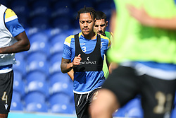 Kyle Bennett of Bristol Rovers during the warm up - Mandatory by-line: Arron Gent/JMP - 21/09/2019 - FOOTBALL - Cherry Red Records Stadium - Kingston upon Thames, England - AFC Wimbledon v Bristol Rovers - Sky Bet League One