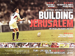 The World Premiere of Building Jerusalem at The Empire Cinema, Leicester Square, London on Tuesday 1 September 2015