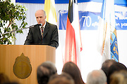 EVENTO DE INAUGURACION Y BENDICION DEL NUEVO EDIFICIO DE LA FACULTAD DE EDUCACION DE LA PONTIFICIA UNIVERSIDAD CATOLICA DE CHILE. ASISTEN AUTORIDADES COMO EL ARZOBISPO DE SANTIAGO, MONSEÑOR RICARDO EZZATI, EL RECTOR DE LA UNIVERSIDAD CATOLICA, IGNACIO SANCHEZ Y EL DECANO DE LA FACULTAD DE EDUCACION, CRISTIAN COX. EL EVENTO CELEBRA ADEMAS LOS 70 AÑOS DE LA FACULTAD DE EDUCACION DE LA UNIVERSIDAD. SANTIAGO DE CHILE. 12-06-2012 Alvaro de la Fuente/TRIPLE.cl