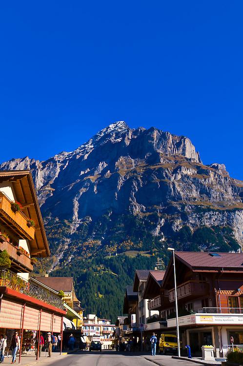 Grindelwald, Canton Bern, Switzerland