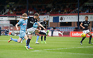 Dundee&rsquo;s Paul McGowan scores - Dundee v Bolton Wanderers pre-seson friendly at Dens Park, Dundee, Photo: David Young<br /> <br />  - &copy; David Young - www.davidyoungphoto.co.uk - email: davidyoungphoto@gmail.com