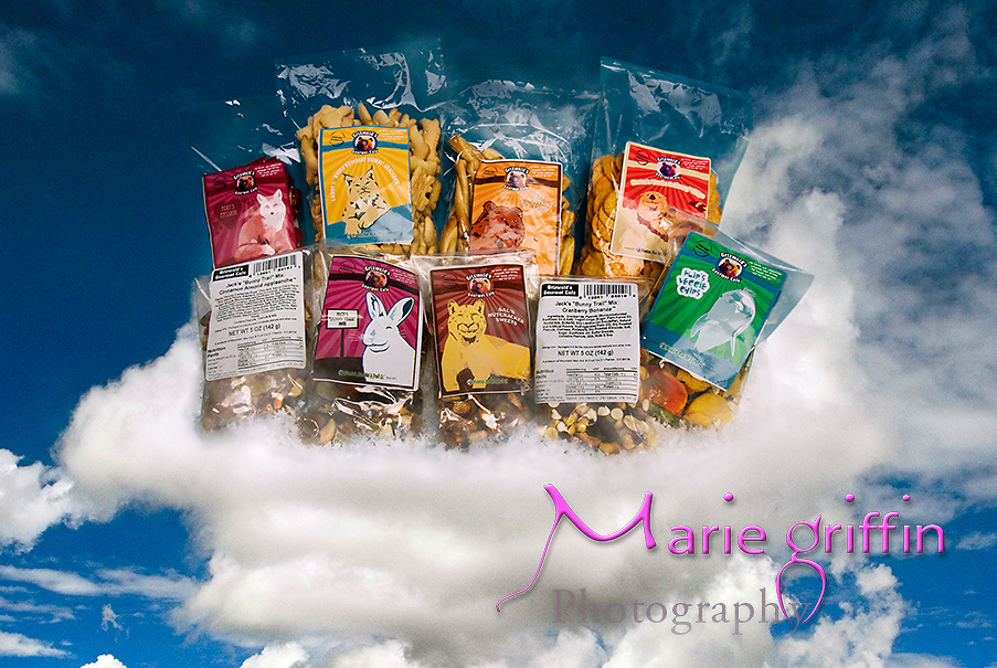 Frontier snacks composite.<br />marie g dennis/marie griffin photography