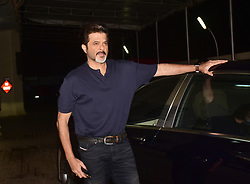 July 31, 2018 - Mumbai, India - Indian film actor Anil Kapoor attend the special screening of film 'Fanney Khan' at PVR cinema, Juhu in Mumbai. (Credit Image: © Azhar Khan/SOPA Images via ZUMA Wire)