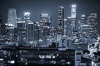 Los Angeles Skyline @ Night