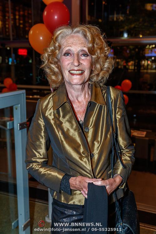 NLD/Amstelveen/20180924 - Toneelstuk Kunst & Kitsch premiere, Gerrie van der Kleij