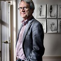 Nederland, Hoorn , 7 oktober 2011..Cees Renckens, voorzitter/arts van de vereniging tegen kwakzalverij waar hij afscheid van neemt..Foto:Jean-Pierre Jans