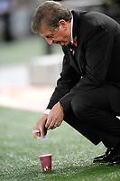 """Il te dell allenatore Roy HODGSON<br /> Roma Fulham<br /> Roma 05/11/2009 Stadio """"Olimpico""""<br /> Euroleague 2009/2010<br /> Foto Insidefoto"""
