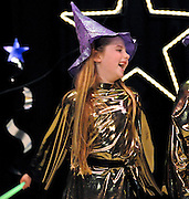 "10/23/09  -  Atlanta, Ga :  Students at Sagamore Hills Elementary School including ""Magic"" performers Holly Bollinger, Olivia Fletcher, Anushka Sharma and Lauren Tulis showcase their skits during the 2009 talent show featuring dance, music, comedy and other performances for the annual Showcase of Stars on Friday, October 23, 2009. Director Nancy Briggs, and assistant directors Joe Scivicque and Teresa Libbey helped produce more than 30 acts.    David Tulis         dtulis@gmail.com    ©David Tulis 2009"