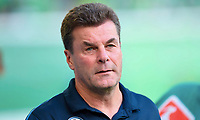 Trainer Dieter Hecking (Wolfsburg)<br /> Wolfsburg, 02.10.2016, Fussball Bundesliga, VfL Wolfsburg - 1. FSV Mainz 05<br /> <br /> Norway only