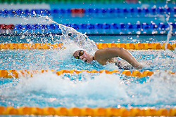 VINTHER Amalie DEN at 2015 IPC Swimming World Championships -  Women's 50m Freestyle S8 Swim-off