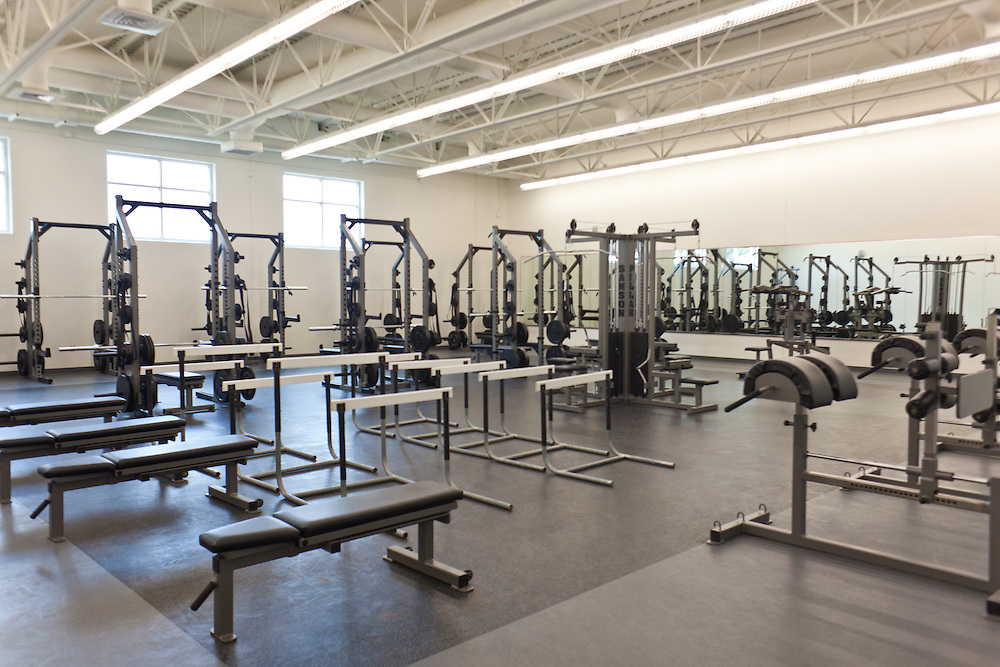 Vandergrift High School<br /> Building 2<br /> Auxiliary Weight Room