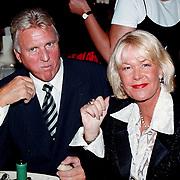 Laatste World Fantasy Dinershow, Sheila de Vries met haar man Tom