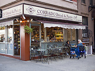 Corrado coffee shop on Lexington Avenue