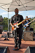 Liv Warfield Experience, Legally Blynd and Jeffery Osborne performed at the Nike Headquarters for a Jordan Brand event.