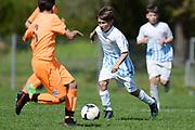 01.04.2017; Zuerich; Fussball Junioren - FCZ Uetliberg FE-13 - GC Limmattal - Richard Biddau (Zuerich)<br /> (Steffen Schmidt/freshfocus)