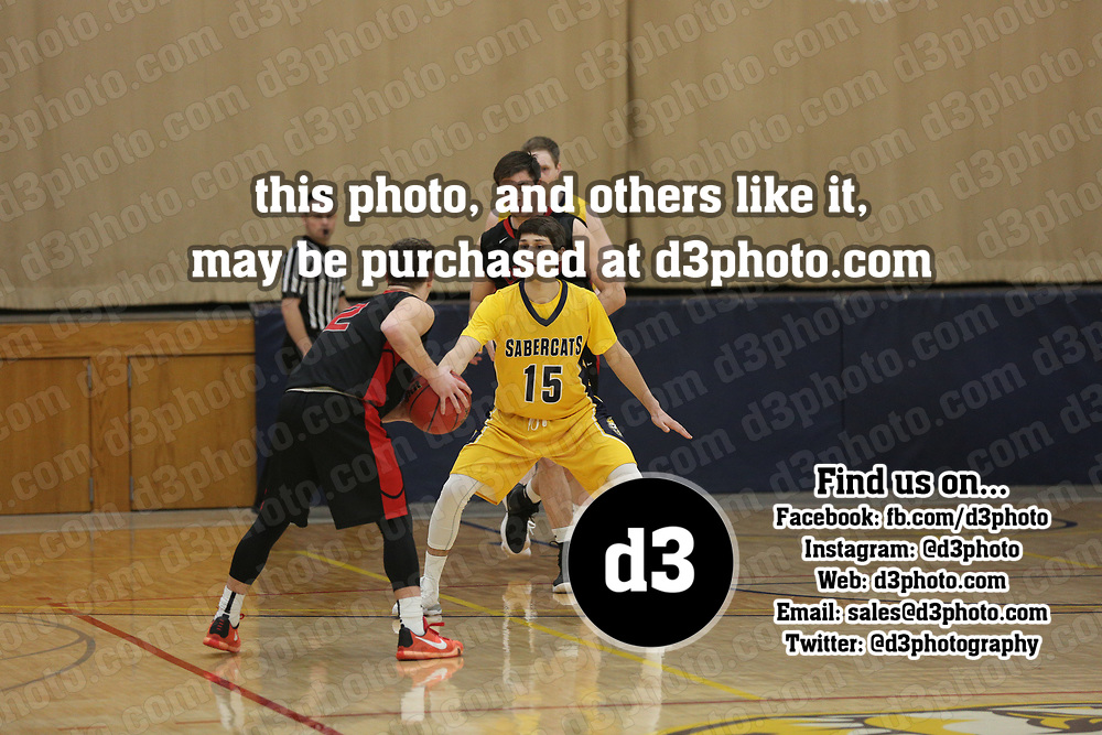 Men's Basketball: Maranatha Baptist University Sabercats vs.  Lincoln Christian University Preachers