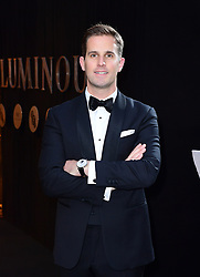 Chris Grainger-Herr attending the BFI Luminous Fundraising Gala held at the Guildhall, London.
