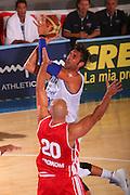 DESCRIZIONE : Bormio Torneo Internazionale Maschile Diego Gianatti Italia Polonia <br /> GIOCATORE : Christian Di Giuliomaria <br /> SQUADRA : Nazionale Italia Uomini Italy <br /> EVENTO : Raduno Collegiale Nazionale Maschile <br /> GARA : Italia Polonia Italy Poland <br /> DATA : 31/07/2008 <br /> CATEGORIA : Tiro <br /> SPORT : Pallacanestro <br /> AUTORE : Agenzia Ciamillo-Castoria/S.Silvestri <br /> Galleria : Fip Nazionali 2008 <br /> Fotonotizia : Bormio Torneo Internazionale Maschile Diego Gianatti Italia Polonia <br /> Predefinita :