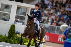 Kittel Patrick, SWE, Well Done de la Roche CMF<br /> World Equestrian Games - Tryon 2018<br /> © Hippo Foto - Stefan Lafrentz