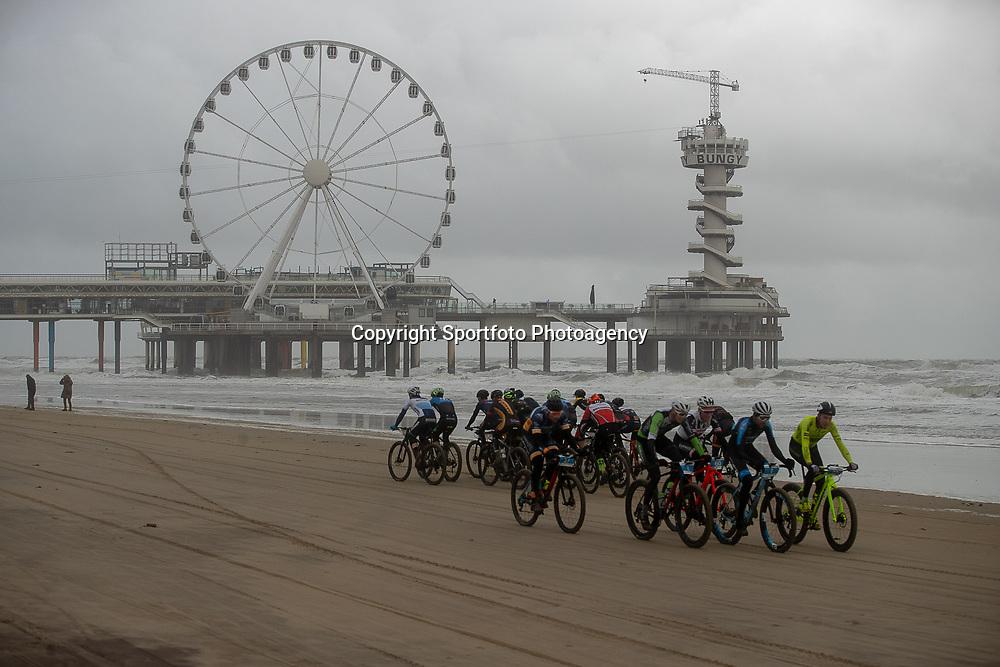 09-12-2018: Wielrennen: EK beachrace: Scheveningen<br />In Scheveningen werd het EK Beachrace verreden