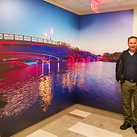 Roth Galleries transforms lobbies, airports, healthcare centers or any other large wall space into wall art with high-resolution photo murals.