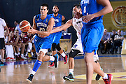 DESCRIZIONE : Tbilisi Nazionale Italia Uomini Tbilisi City Hall Cup Italia Italy Lettonia Latvia<br /> GIOCATORE : Andrea Cinciarini<br /> CATEGORIA : palleggio contropiede fallo<br /> SQUADRA : Italia Italy<br /> EVENTO : Tbilisi City Hall Cup<br /> GARA : Italia Lettonia Italy Latvia<br /> DATA : 14/08/2015<br /> SPORT : Pallacanestro<br /> AUTORE : Agenzia Ciamillo-Castoria/Max.Ceretti<br /> Galleria : FIP Nazionali 2015<br /> Fotonotizia : Tbilisi Nazionale Italia Uomini Tbilisi City Hall Cup Italia Italy Lettonia Latvia