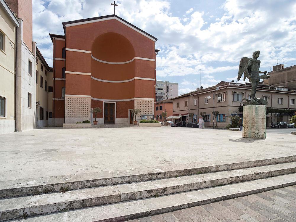 Chiesa di San Michele Arcangelo di Aprilia<br /> <br /> San Michele Arcangelo Aprilia's Church