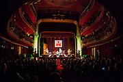 Spin Doctors performing at Lara theater, Madrid