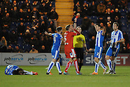 Colchester United v Chesterfield 16/02/2016