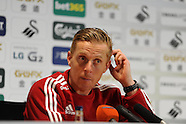 200314 Swansea city press conference