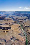 Helicopter tour, Grand Canyon, Arizona, USA