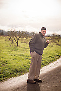 Organicology 2015 farm tour to Ayers Creek farm in Gaston, Oregon.