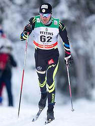 30.11.2014, Nordic Arena, Ruka, FIN, FIS Weltcup Langlauf, Kuusamo, 15 km Herren, im Bild Maurice Manificat (FRA) // Maurice Manificat of France during Mens 15 km Cross Country Race of FIS Nordic Combined World Cup at the Nordic Arena in Ruka, Finland on 2014/11/30. EXPA Pictures © 2014, PhotoCredit: EXPA/ JFK
