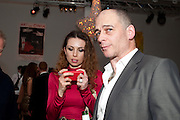 MALGOSIA STEPNIK; DINOS CHAPMAN, Swarovski Whitechapel Gallery Art Plus Opera,  An evening of art and opera raising funds for the Whitechapel Education programme. Whitechapel Gallery. 77-82 Whitechapel High St. London E1 3BQ. 15 March 2012