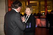 JULIA PEYTON-JONES, Opening of Blood on Paper: the art of the Book. V & A. Museum. London. 14 April 2008. Afterwards there was a dinner hosted by Lady Foster.  *** Local Caption *** -DO NOT ARCHIVE-© Copyright Photograph by Dafydd Jones. 248 Clapham Rd. London SW9 0PZ. Tel 0207 820 0771. www.dafjones.com.