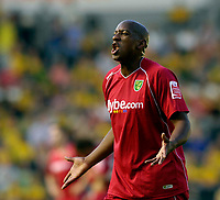 Photo: Jed Wee/Sportsbeat Images.<br /> Hull City v Norwich City. Coca Cola Championship. 25/08/2007.<br /> <br /> Norwich's Dion Dublin.